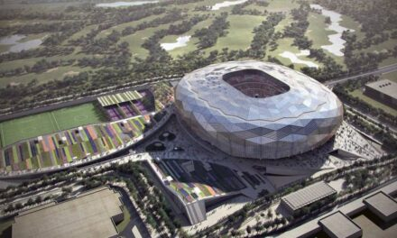 Qatar 2022 revela los secretos del estadio Education City