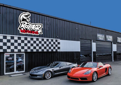 Raptor Motors