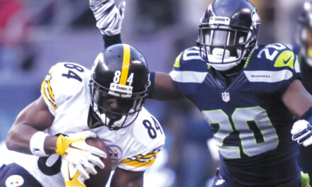 Seahawks, los favoritos para firmar a Antonio Brown