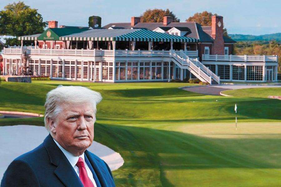 La PGA decide no jugar su campeonato de 2022 en un club de golf de Trump