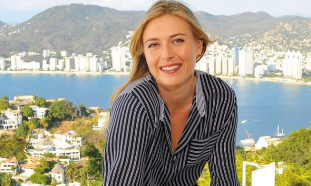 Sharapova explica las razones por las que no se nacionalizó estadounidense