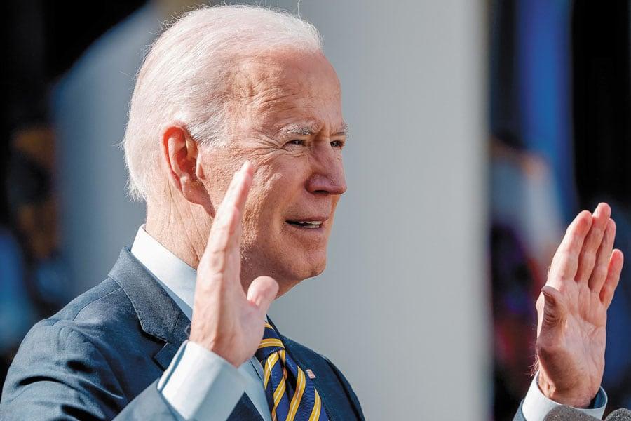 Biden insiste en que sus políticas inmigratorias no son un llamado a cruzar la frontera