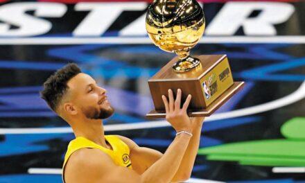 Curry gana el concurso de triples y Sabonis las habilidades en el Juego de Estrellas