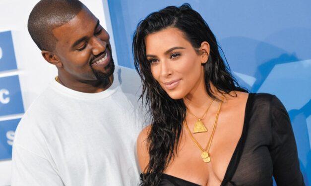 Kim Kardashian se encuentra muy tranquila pese al divorcio