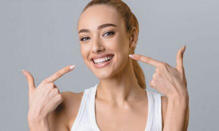 Tus encías se benefician si pierdes peso