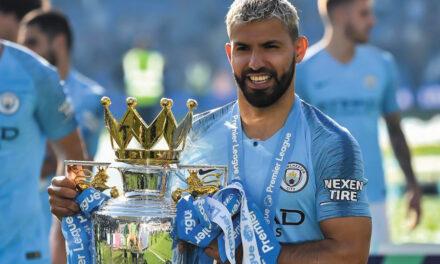 La marca que logró Sergio Agüero por ser campeón con el City