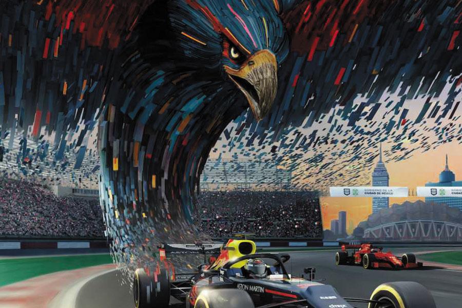 México se mantiene firme para el Gran Premio de la Fórmula 1