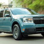 Ford Maverick 2022 llega para cambiar viejos estilos