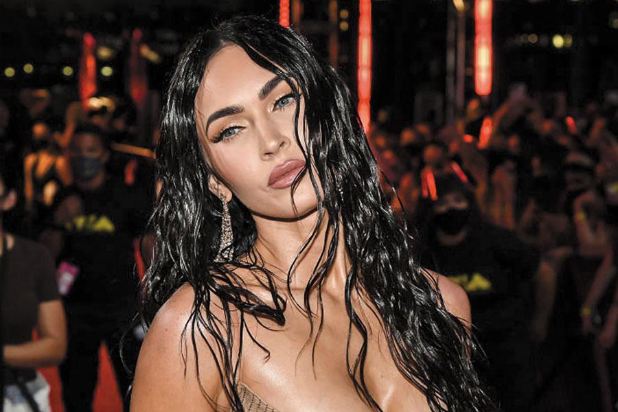 PREMIOS MTV VMA El impactante vestido transparente que lució Megan Fox