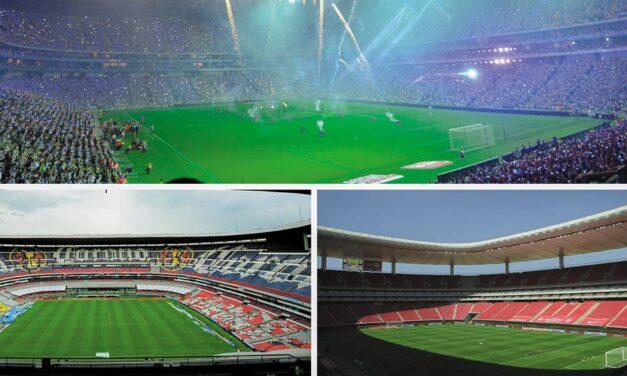 FIFA revisará las sedes de México para el Mundial del 2026 en noviembre