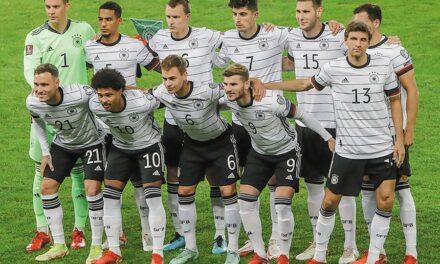 Alemania la primer nación en clasificar a Qatar 2022