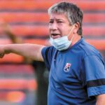 POR UN MILAGRO 'Bolillo' Gómez, nuevo técnico de la selección de Honduras