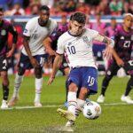 CLASIFICATORIA MUNDIALISTA CONCACAF Calendario de noviembre para los partidos de la ronda final